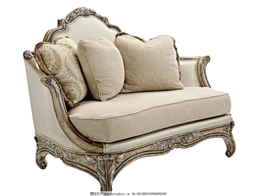 欧式沙发 欧式 沙发 白色沙发
