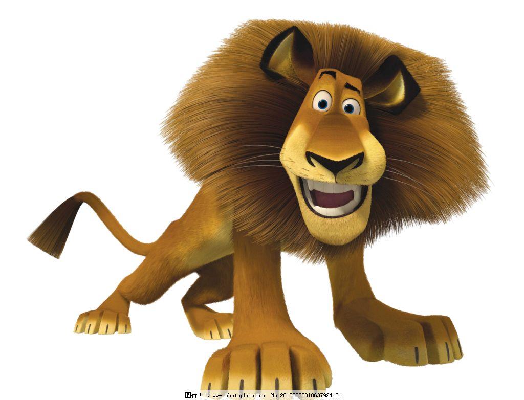 马达加斯加狮子 动物 马达加斯加 狮子      动漫 其他 动漫动画 设计