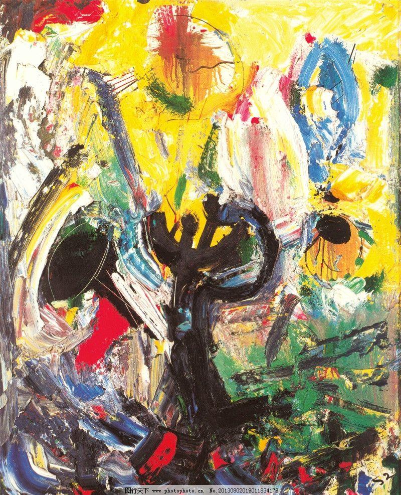 涂鸦抽象画 抽象 涂鸦 手绘 动物 高清 jpg 绘画书法 文化艺术 设计 1