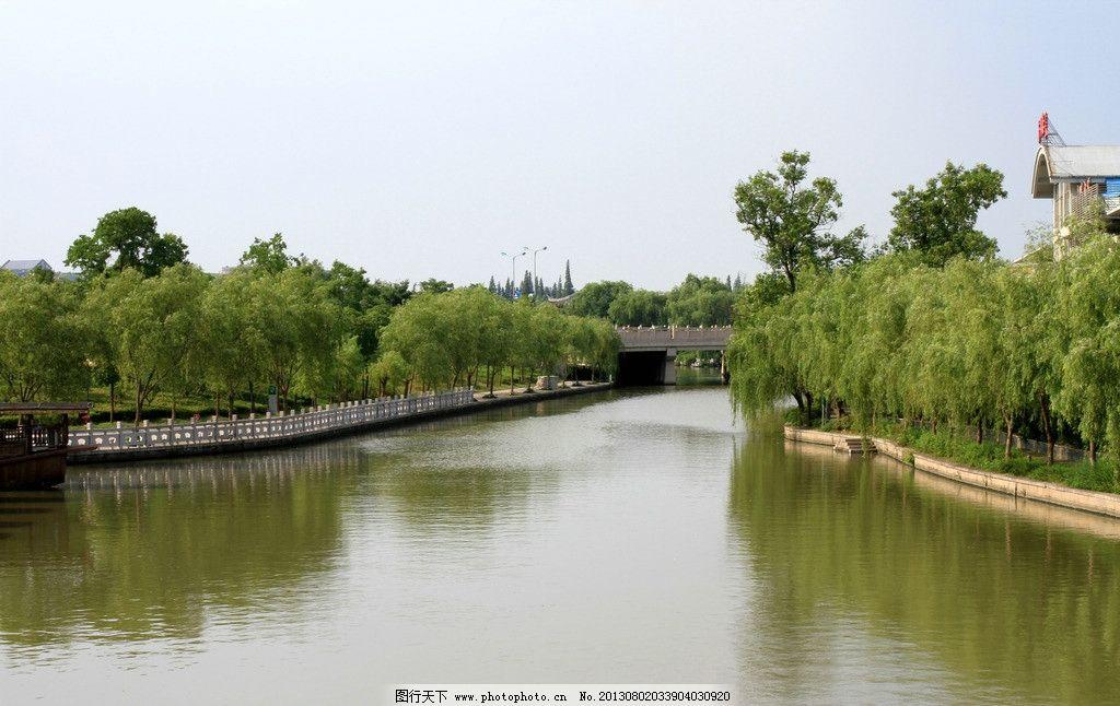 南湖风景图片