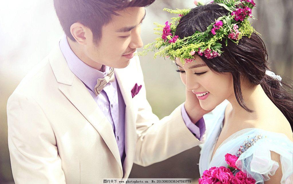 婚纱摄影 韩式婚纱照 影楼样片 婚纱摄影图 水景婚纱照 婚纱照 美女
