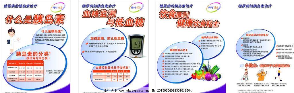 糖尿病的胰岛素治疗图片