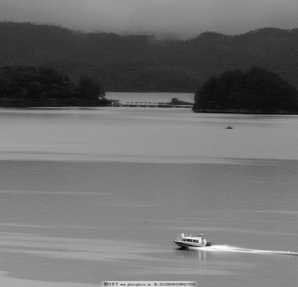 千岛湖风光 浙江 千岛湖 早晨 黑白 风光 国内旅游 旅游摄影 摄影 72