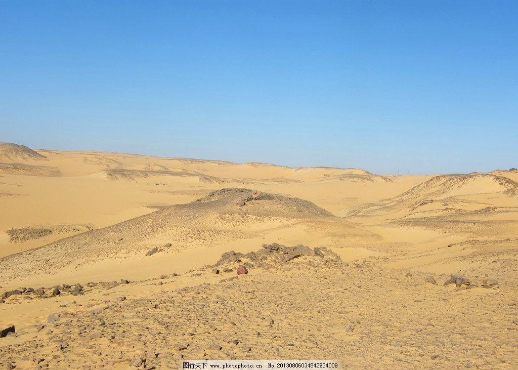 沙漠 风光摄影图片 自然风光 沙漠景色 沙漠风景 沙丘 风沙 戈壁