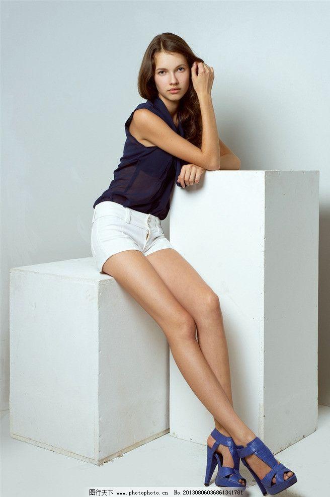 气质美女 清纯美女 可爱美女 高挑美女 修长美腿 热辣短裤 欧美美女