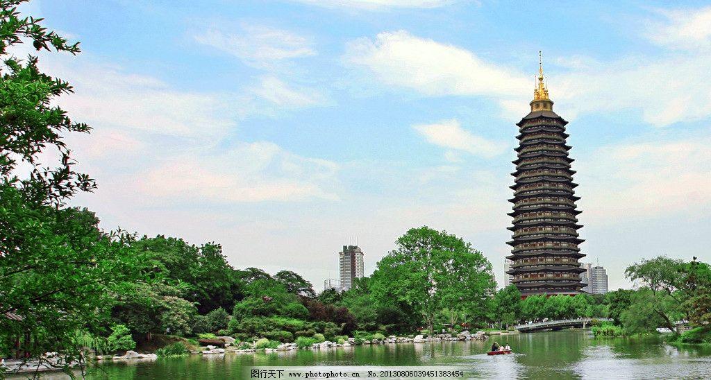 常州天宁寺宝塔图片