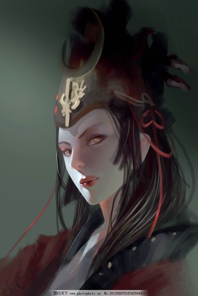 游戏人物 游戏 动漫人物 游戏原画 网游人物 手绘美女 美女 玄幻 动漫