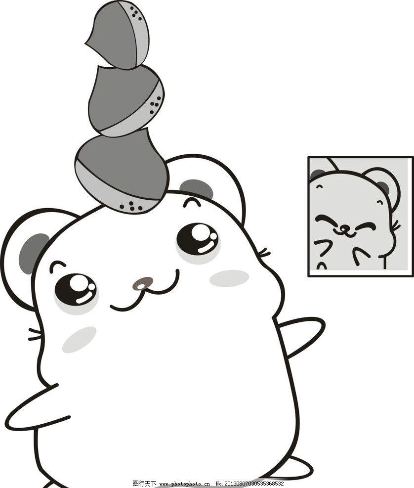 动漫 简笔画 卡通 漫画 手绘 头像 线稿 838_987