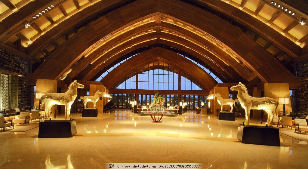 东南亚风格酒店大堂 酒店 酒店大堂 大堂设计 三亚 三亚酒店 室内摄影