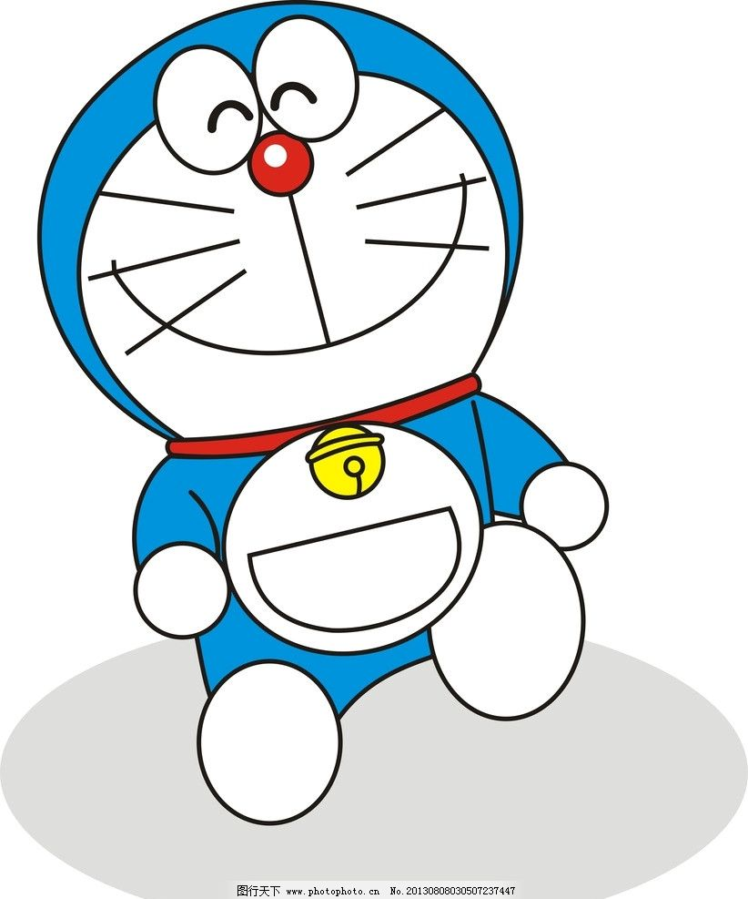 多啦a梦 哆啦a梦 卡通 动漫人物 机器猫 卡通素材 卡通设计 广告设计