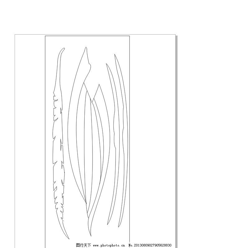 欧式花纹 欧式花 抽象画 刻绘 艺术玻璃 雕刻玻璃 工艺玻璃 推拉门