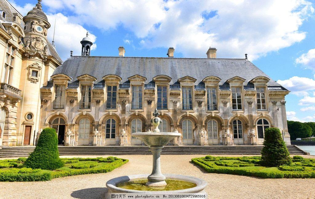 摄影图库 自然景观 建筑景观  欧洲风景 欧洲建筑 古典 欧洲 广场图片
