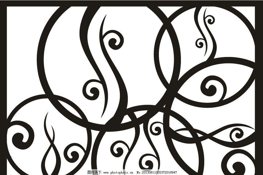 花纹花边 古典花纹 花纹矢量素材 花纹模板下载 花纹 藤蔓矢量素材 藤