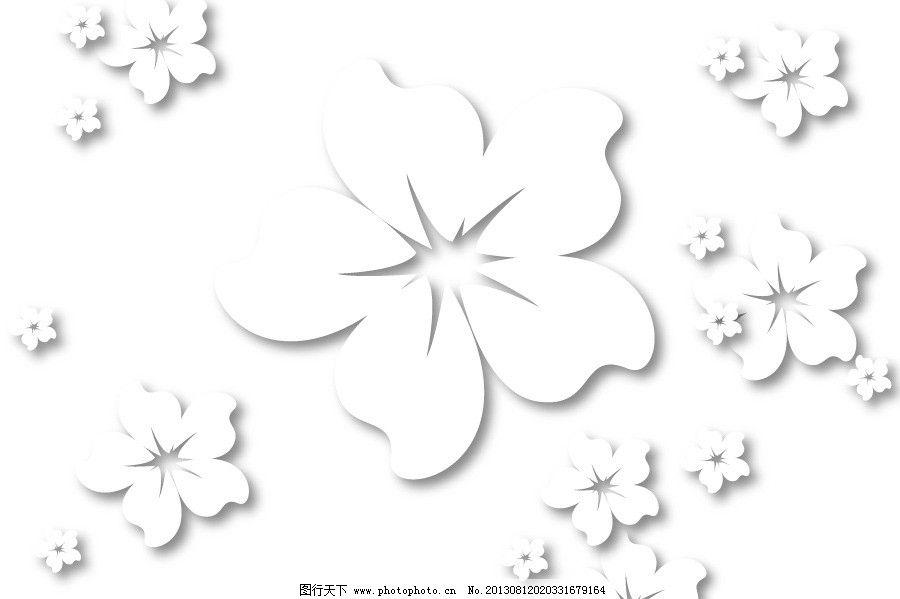 画一个可爱的小花朵