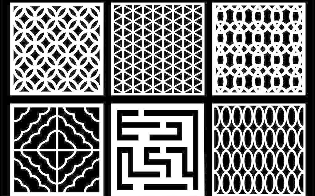 中式镂空雕花图片,窗格 底纹边框 雕花隔断 雕刻花纹