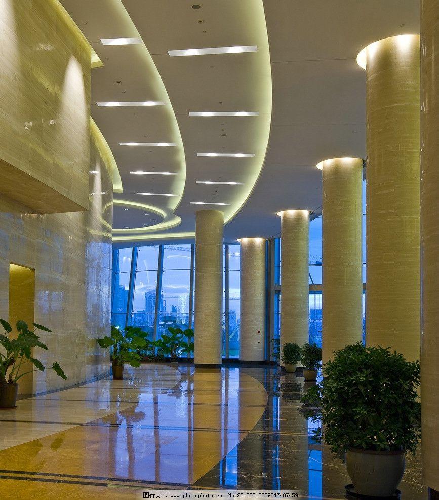 设计图库 环境设计 室内设计  大厅 大堂 办公楼 办公空间 办公大厅