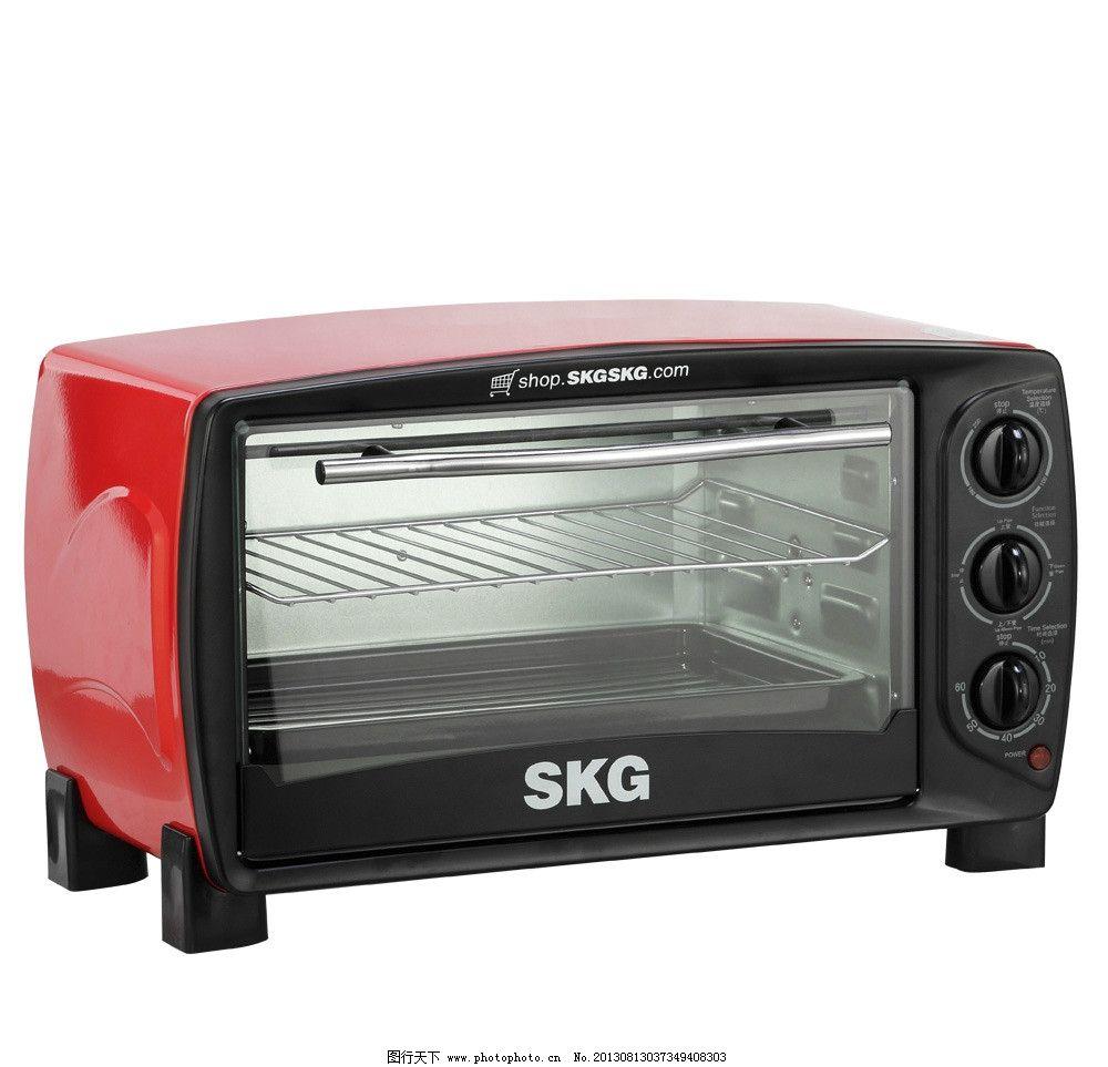 电烤箱 智能温控器 skg品牌 可分离设计 全能配置 精准定时 锌铝板