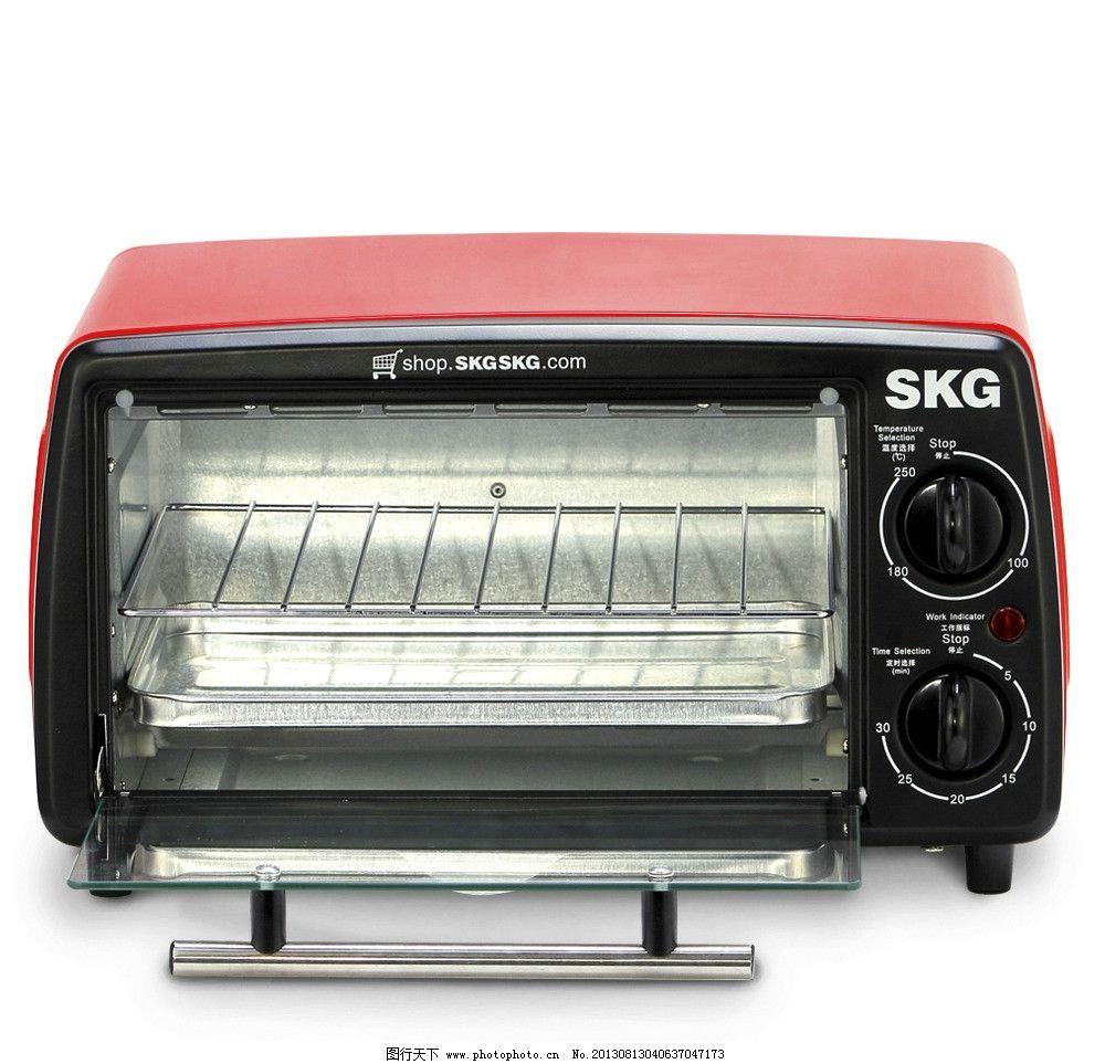 电烤箱 可分离设计 智能温控器 全能配置 精准定时 锌铝板材质
