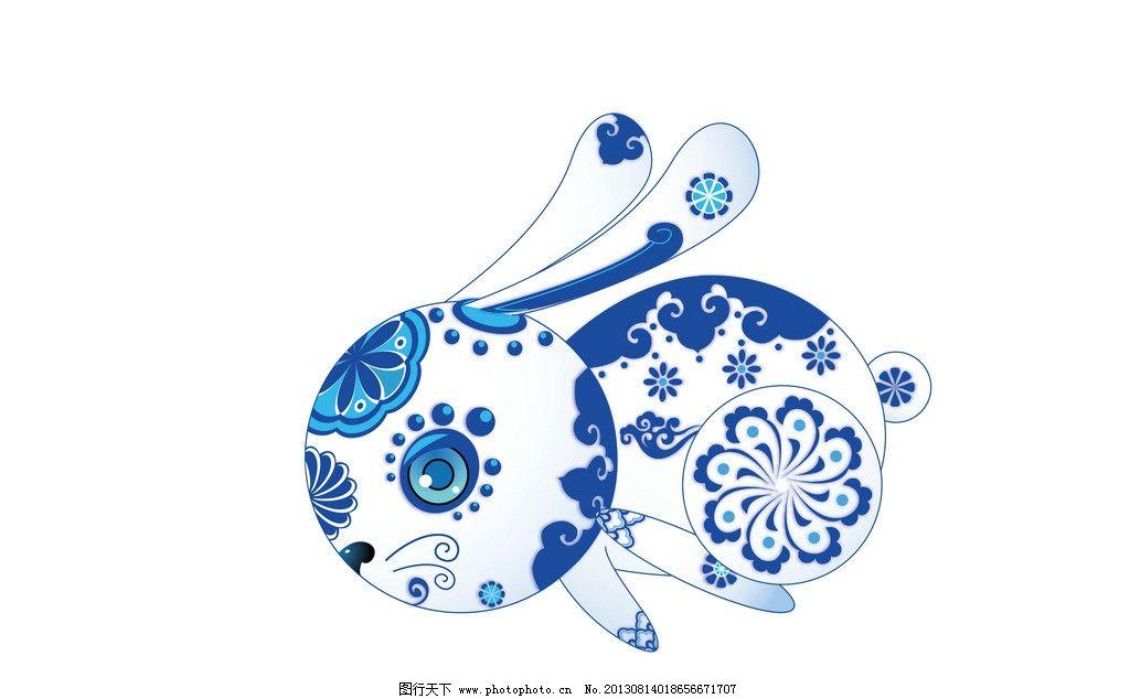 折纸大全 图解 小动物兔子