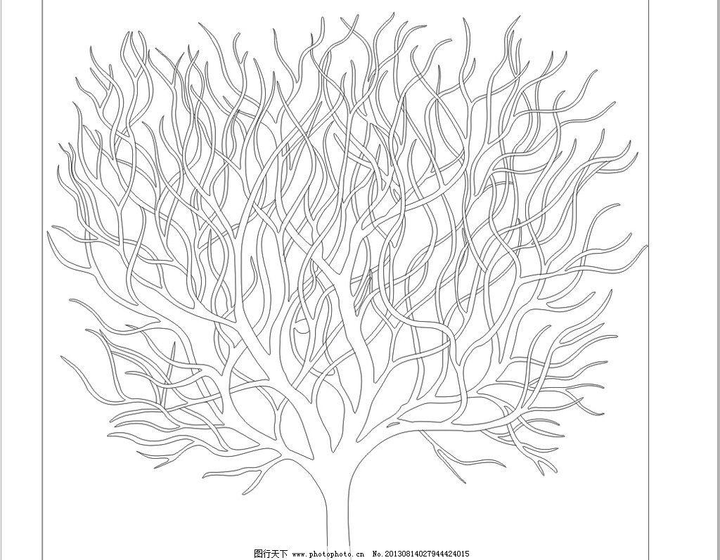 发财树 艺术玻璃 工艺玻璃