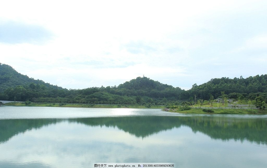 大夫山森林公园 秀美风景 山水 美景 旅游 倒影 国内旅游 摄影