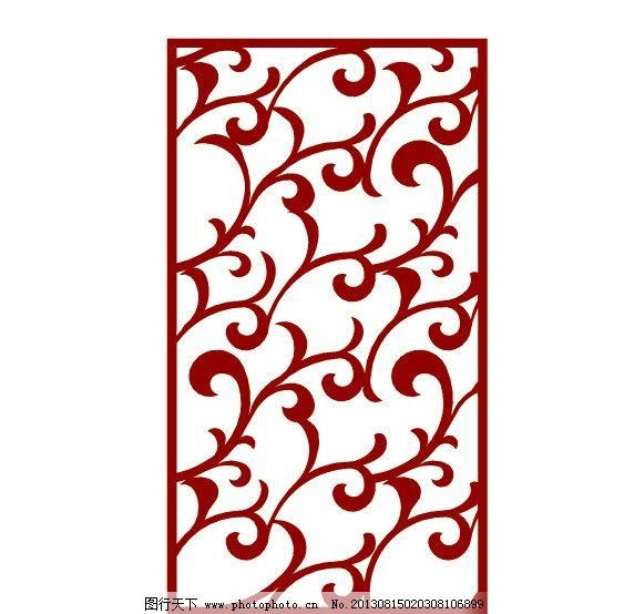 窗花 格窗花 花纹 玫瑰花隔断 中式雕花隔断 花纹隔断 木雕 镂空雕花