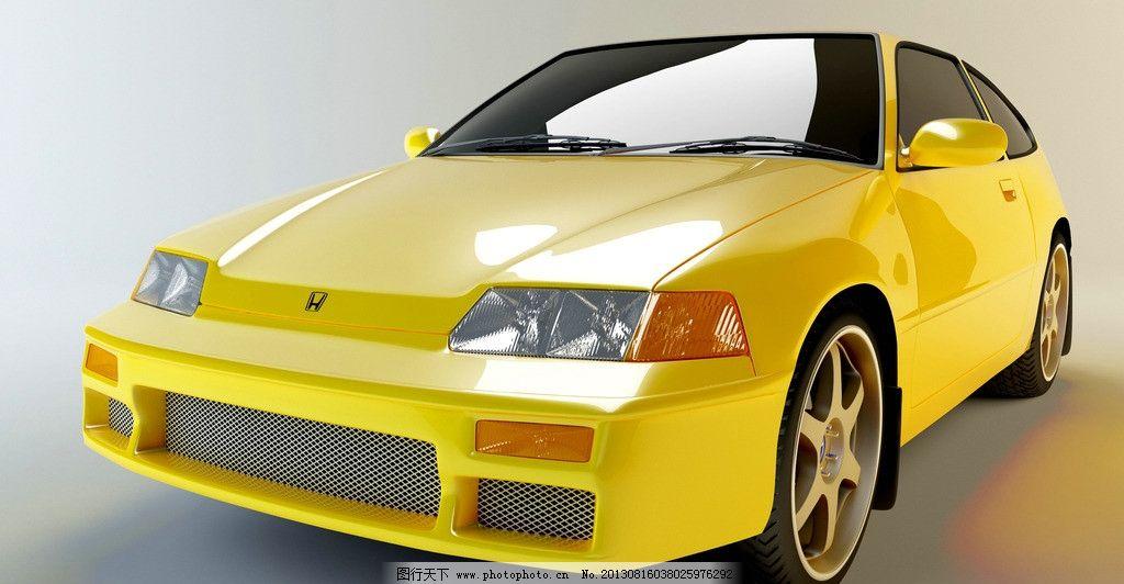 本田crx 汽车图片 轿车 汽车 本田 honda 高端汽车 高档轿车 汽车素