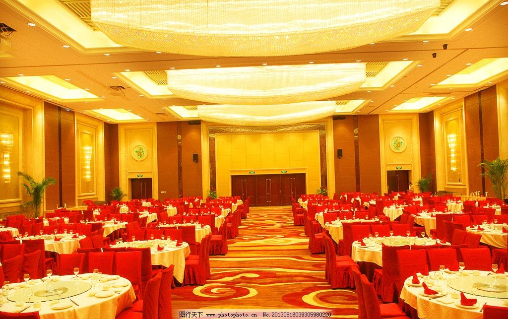 宴会厅酒店 五星级酒店 洲际酒店 造型顶 现代家具 饭店 会所