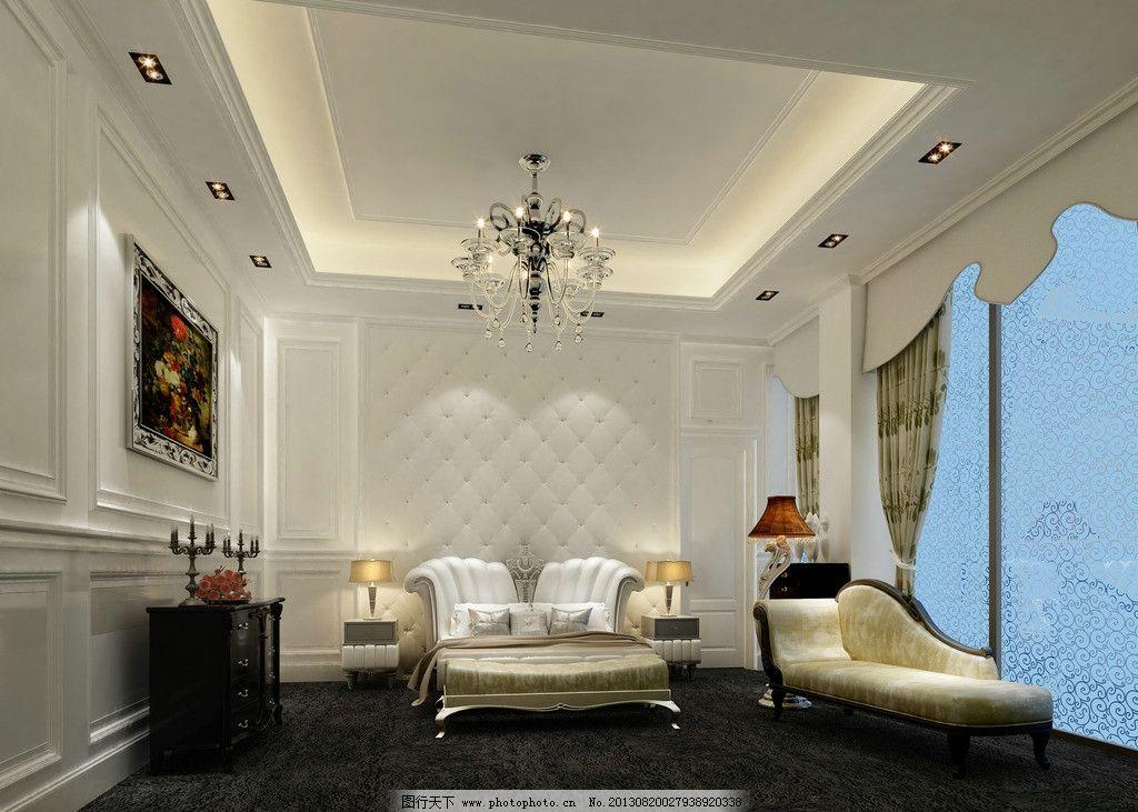 卧室装修图设计图片