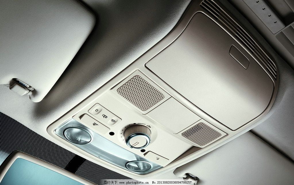 全新迈腾天窗控制按钮图片