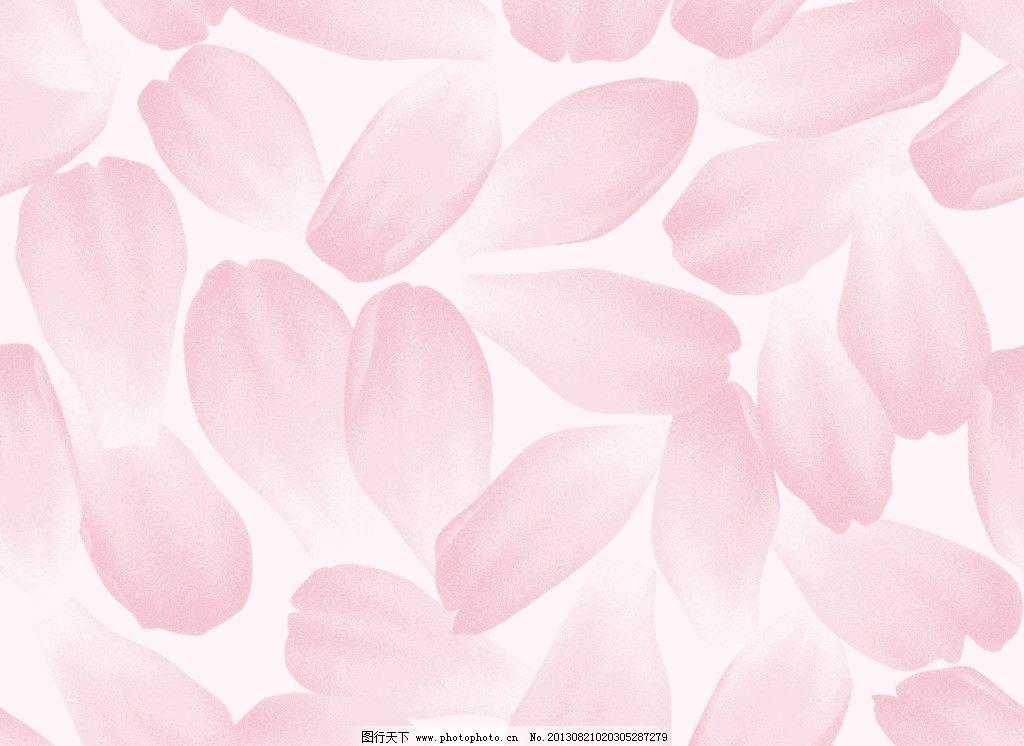 面料底纹 面料设计 墙纸设计 服装面料 花瓣 肌理