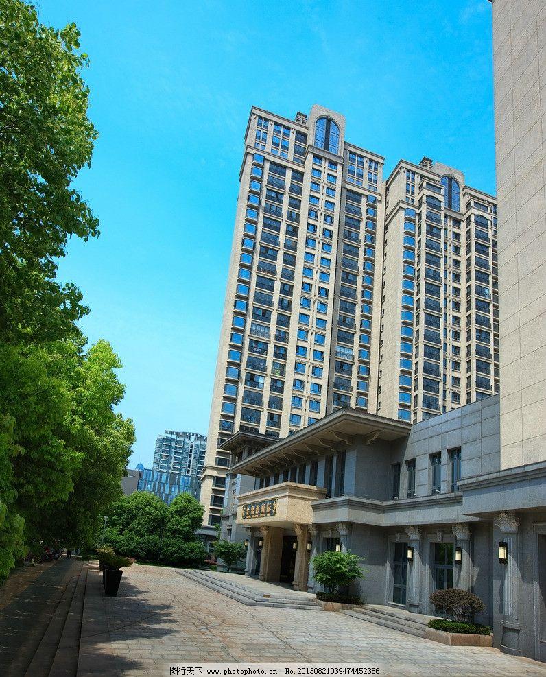 建筑 欧式建筑 售楼处 欧式售楼处 小区 高层      建筑摄影 建筑园林