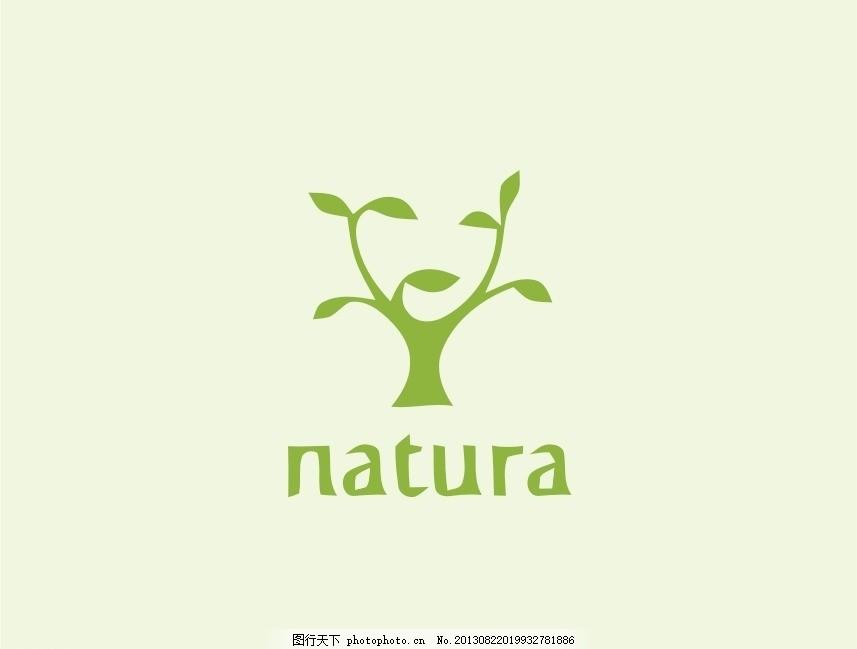 图标是树叶的衣服品牌