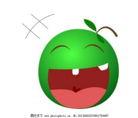 大笑表情 表情 苹果 愤怒表情 生气 生态 虫子 qq表情 情绪 笑脸 开心