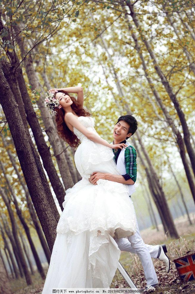 婚纱摄影 外景婚纱照 影楼样片 韩式婚纱照 公园婚纱照 唯美婚纱照