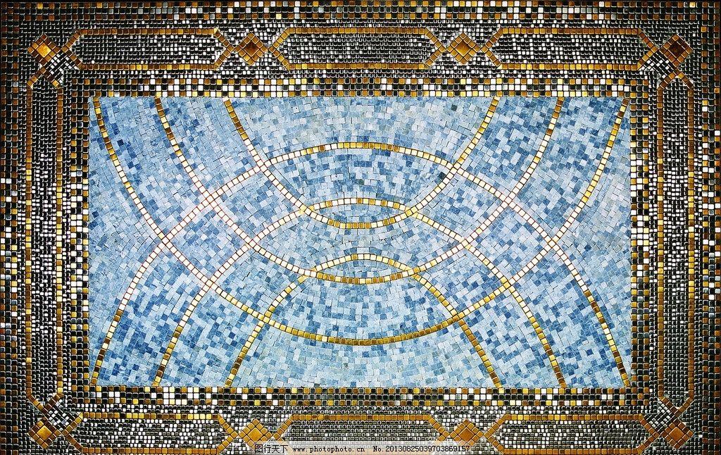 马赛克 花纹 地面拼花 地拼 砖块 纹路 机理 艺术马赛克 马赛克拼花图片
