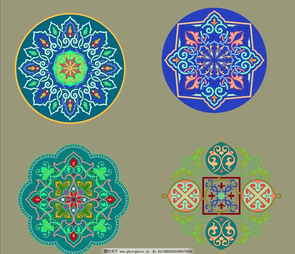 边框相框 欧式花纹 古典花纹 卷草花纹 欧式边框 印刷素材 欧式相框