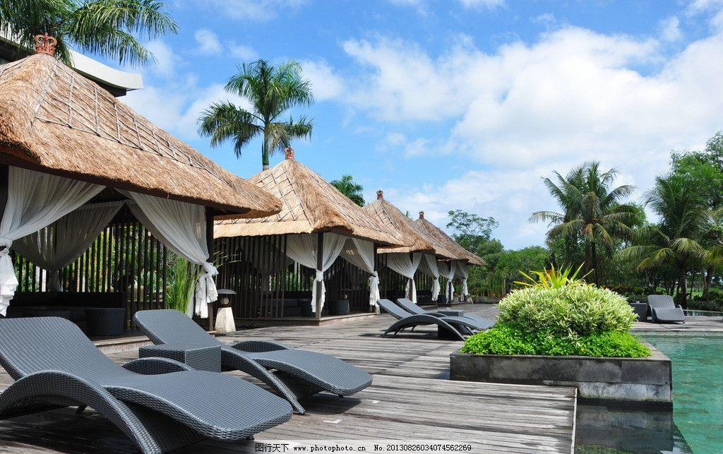 巴厘岛 酒店 旅游 景观 游泳 国外旅游 旅游摄影