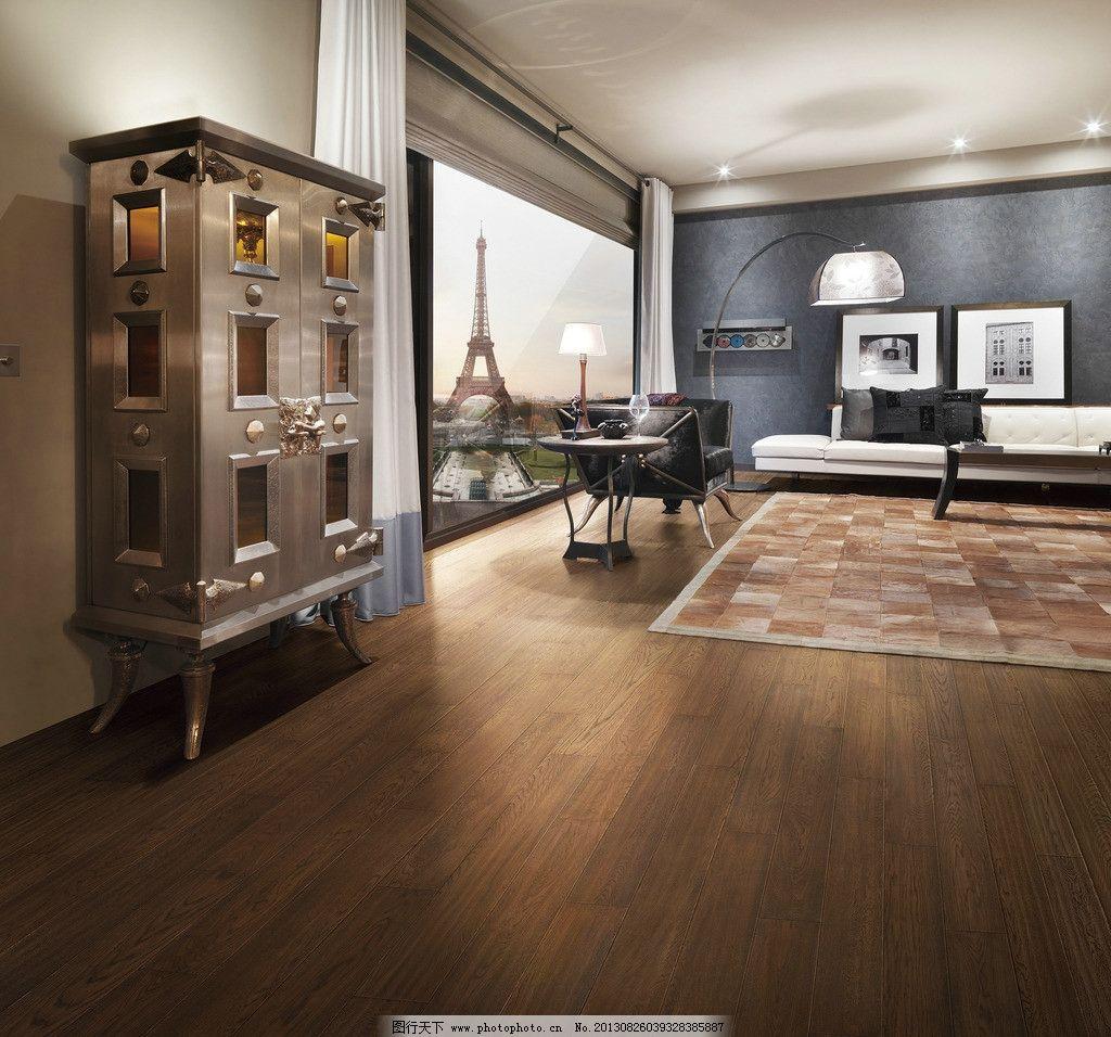 实木复合地板 德尔地板 摄影 古典家具 家居 室内摄影 建筑园林 300dp