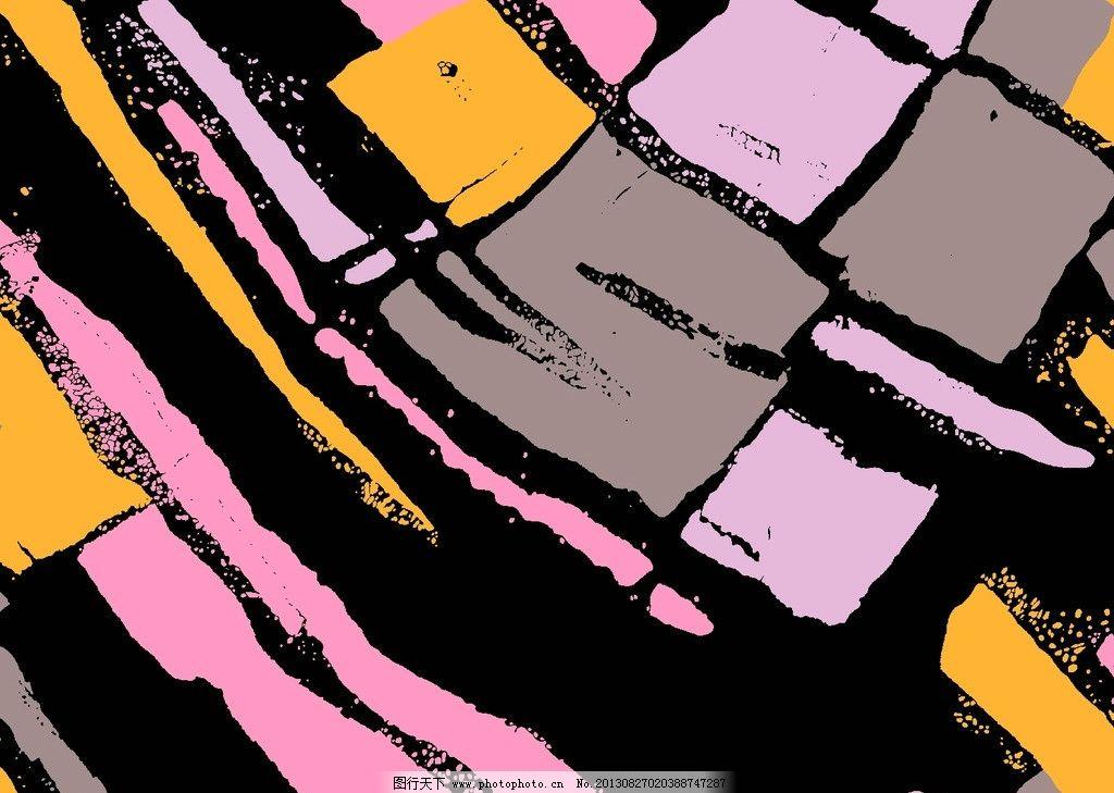 面料设计 墙纸设计 服装面料 底纹 现代 线条 现代几何