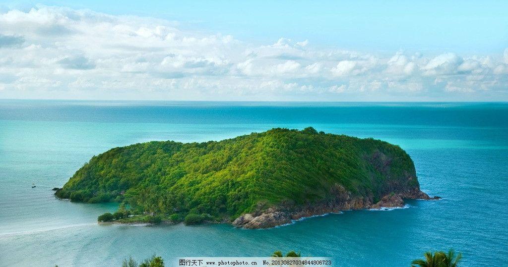 海岛风光 自然风光 大海 海天一色 海岛 自然风景 自然景观 摄影 72