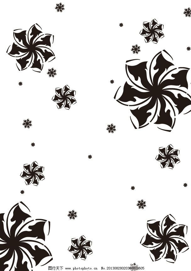 花卉花纹 底纹背景 花纹 简单花纹 欧式 古典 边框底纹 现代 欧美花纹