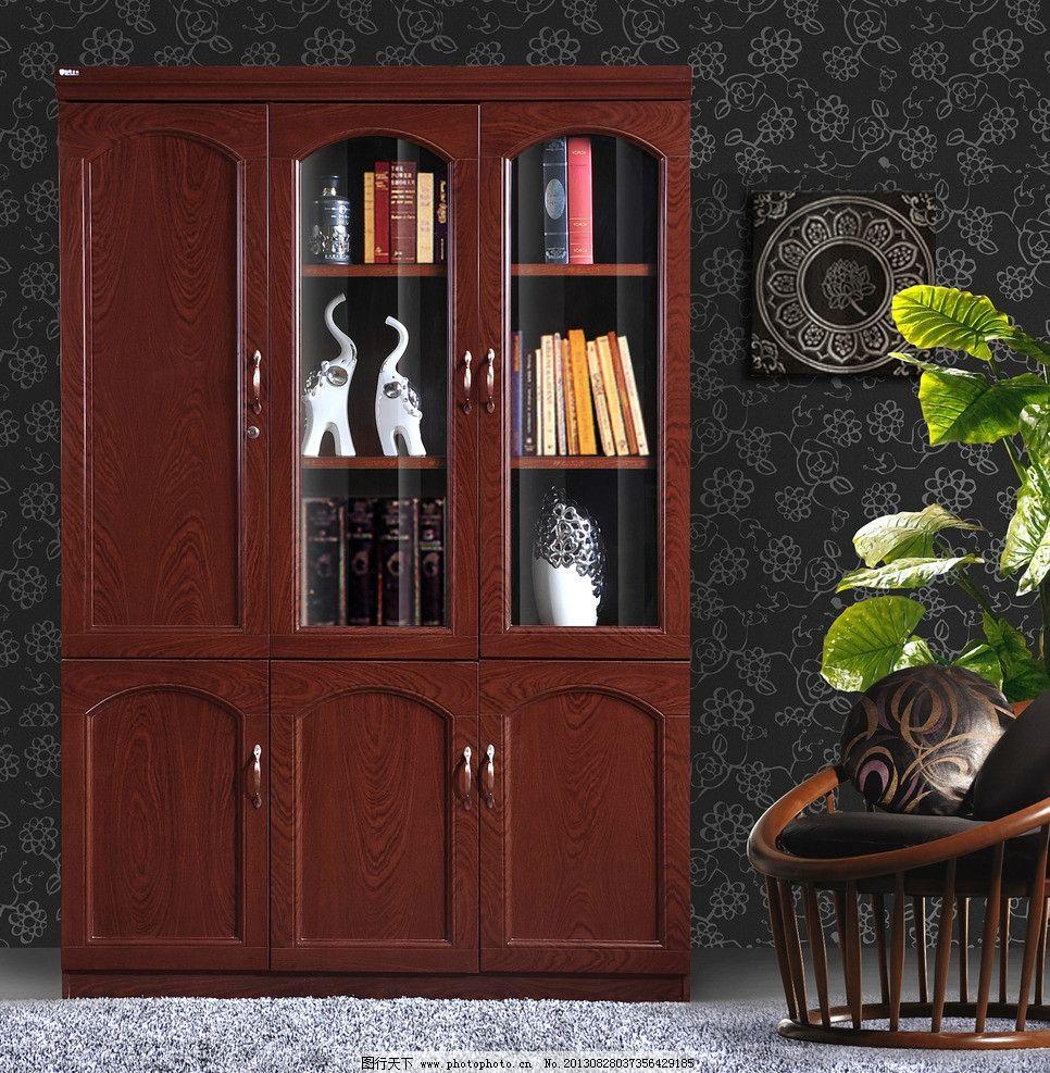 书柜 书柜图片素材下载 家居 家具 书房 欧式 清新 温馨 室内设计