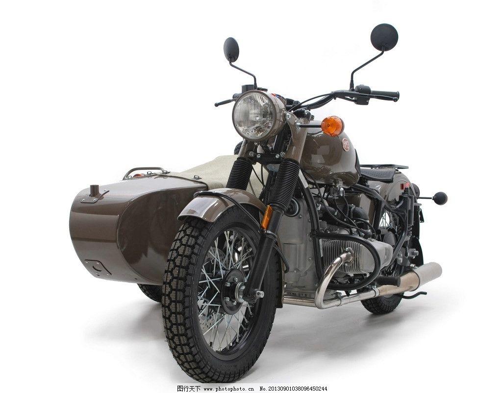 三轮摩托车图片