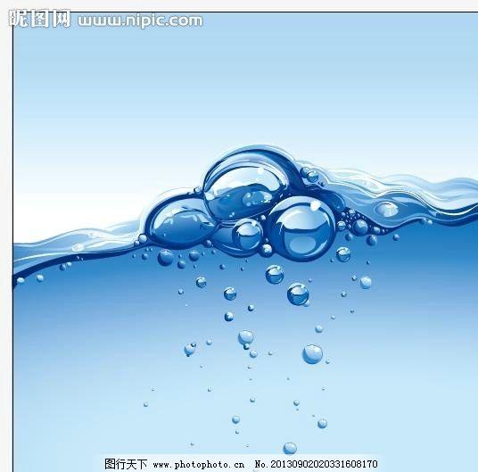 动感水 动感水矢量素材 动感水模板下载 时尚花纹 梦幻花纹 潮流