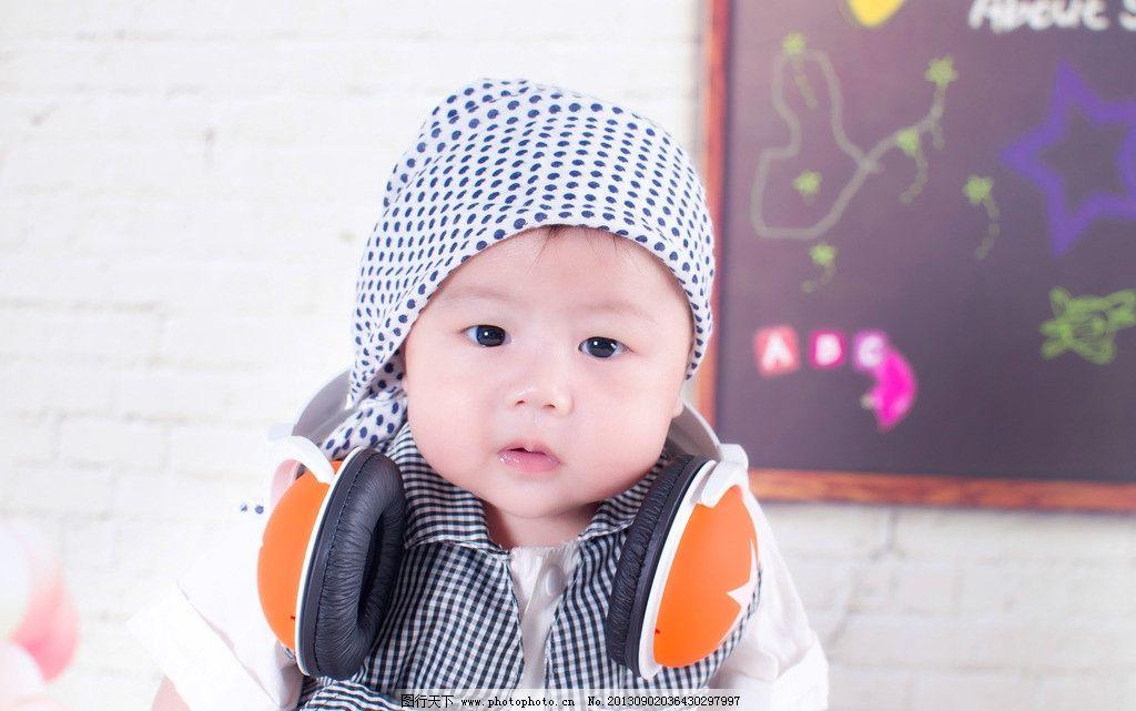 小可爱的小孩照片