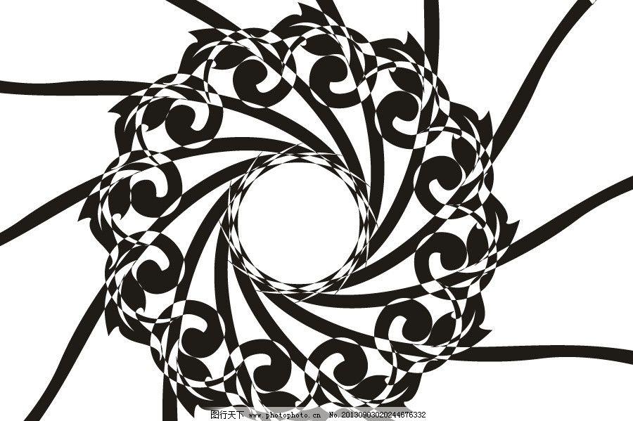 花朵图片_背景底纹_底纹边框_图行天下图库