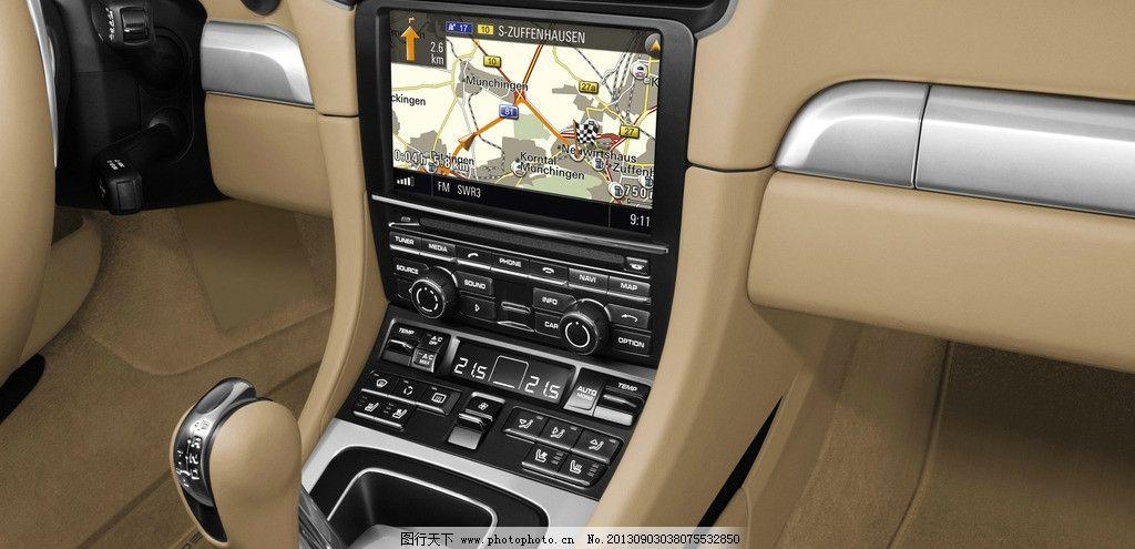 导航 汽车导航 娱乐设备 中控设计 汽车中控 保时捷 保时捷911