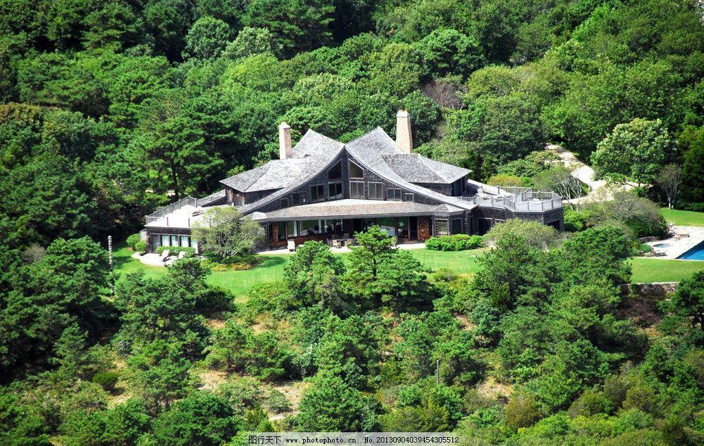 森林别墅图片