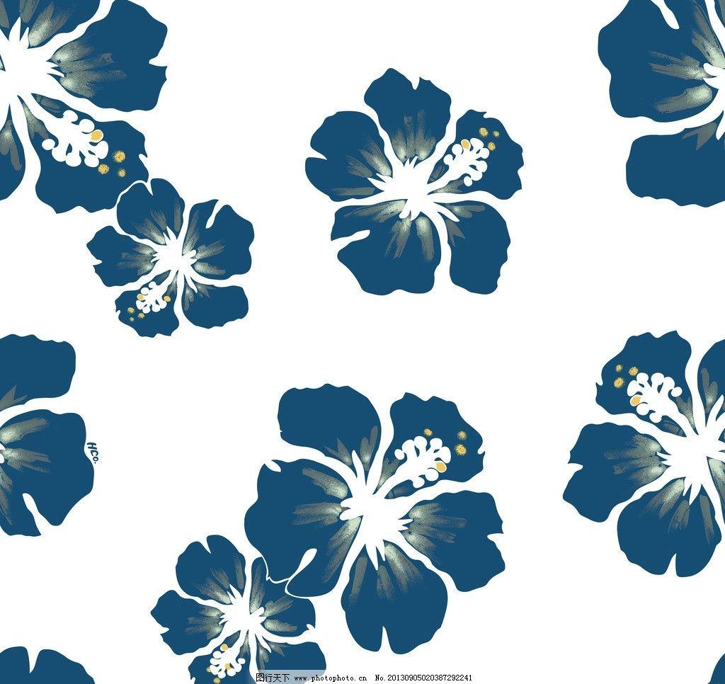 面料设计 墙纸设计图片,服装面料 植物 现代 花卉-图